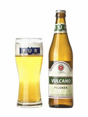 Fur Vulcano pilsner